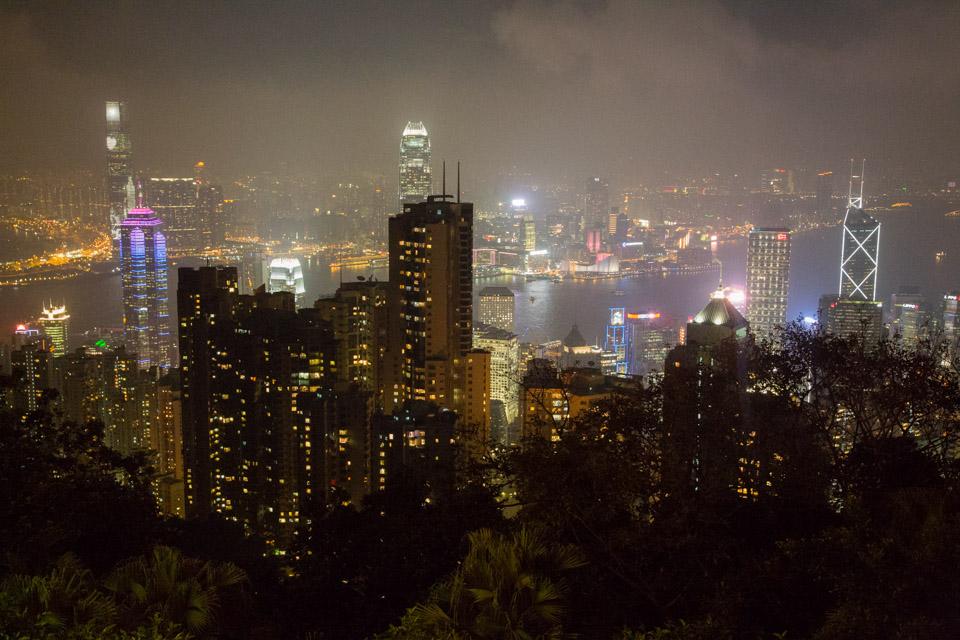 Local experience w Hong Kongu