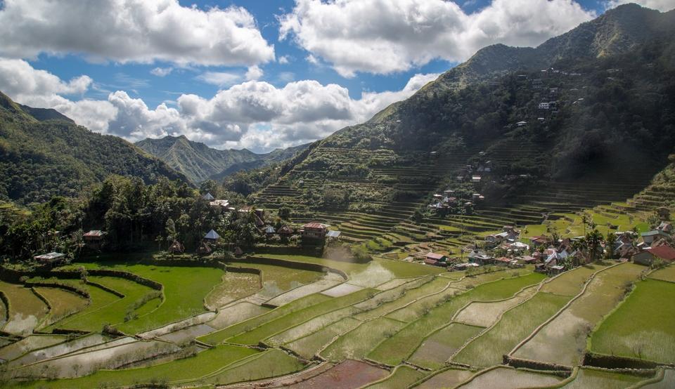 Banaue i Sagada: od tarasów ryżowych do trumny