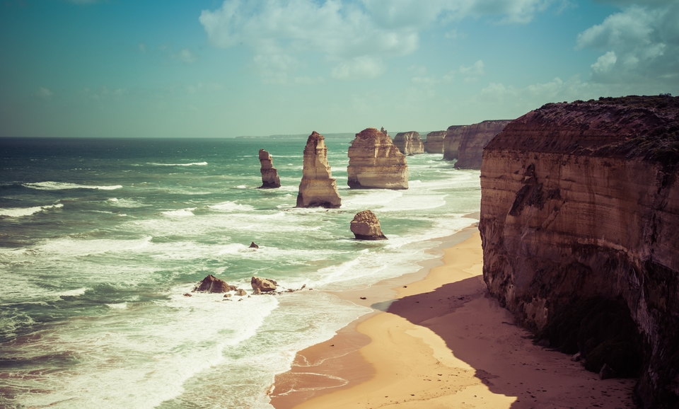 Great Ocean Road – Victoria na czterech kółkach