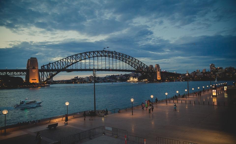 Sydney za trzy dolce