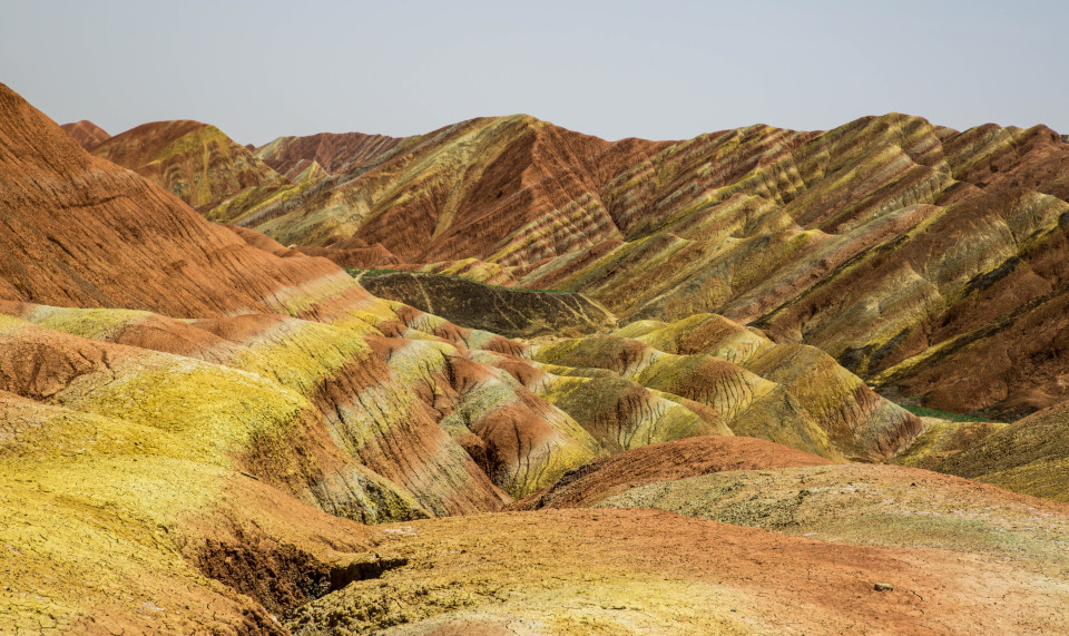Góry Tęczowe – Park Krajobrazowy Danxia