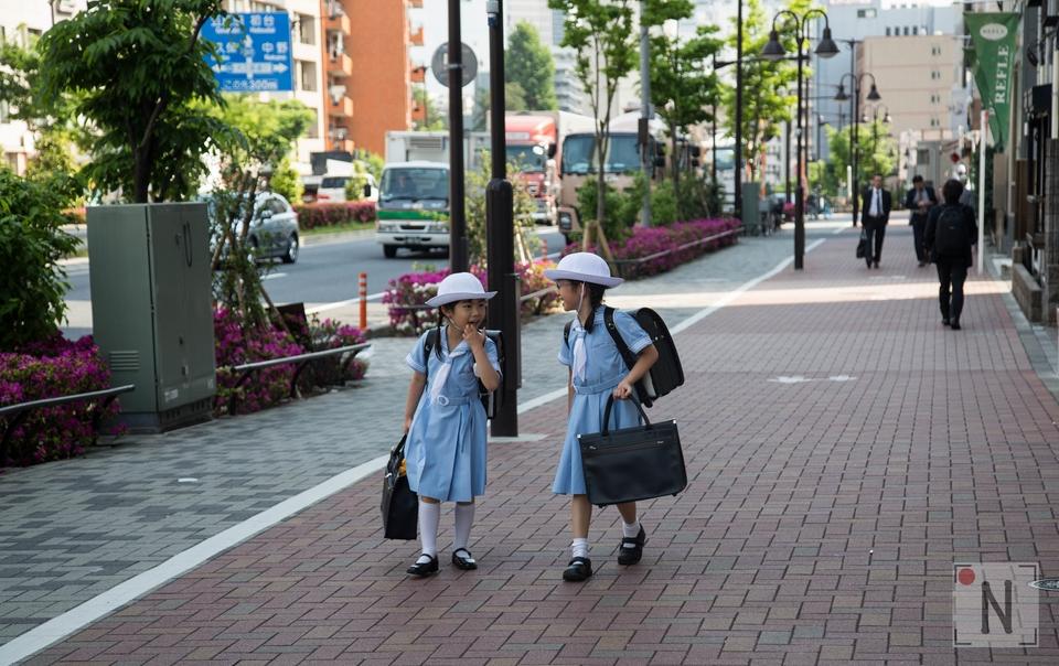 dzieci japonia
