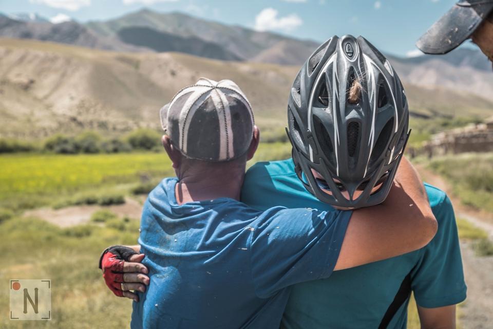Kirgistan rowerem - Son Kul-4433 28