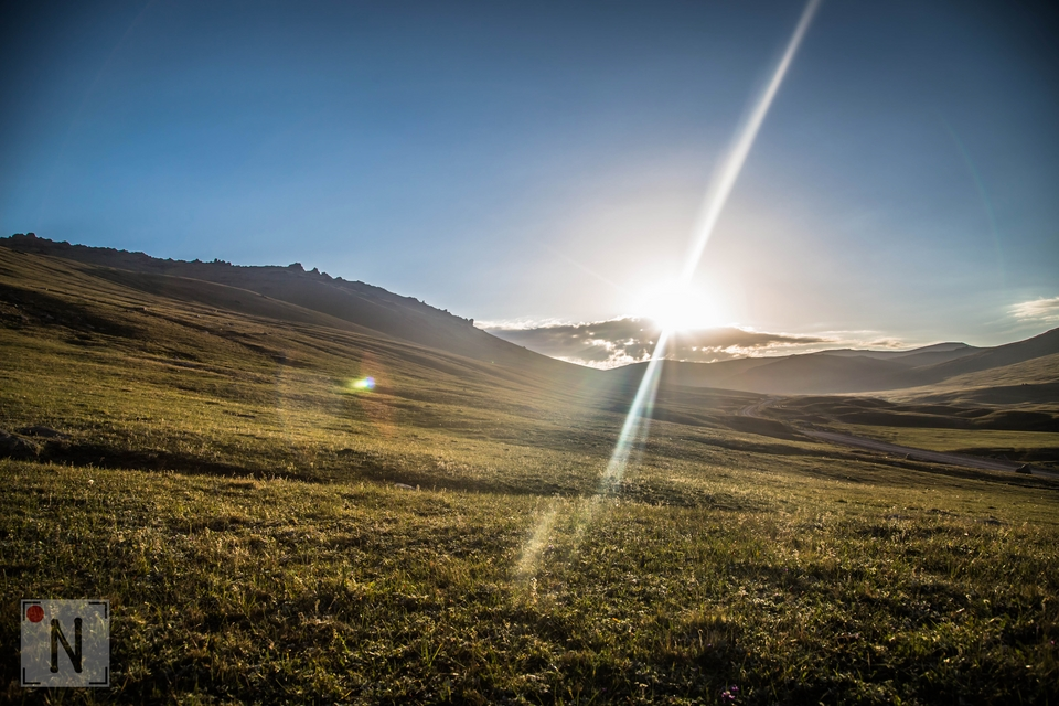 Kirgistan rowerem - Son Kul-4482 26