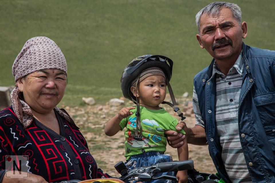 Kirgistan rowerem - Son Kul-4581 42