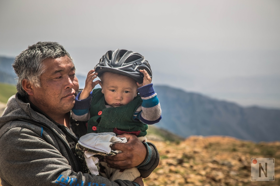 Kirgistan rowerem - Son Kul-4605 47