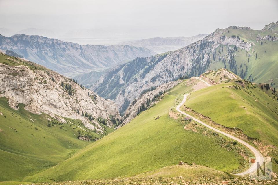 Kirgistan rowerem - Son Kul-4629 49