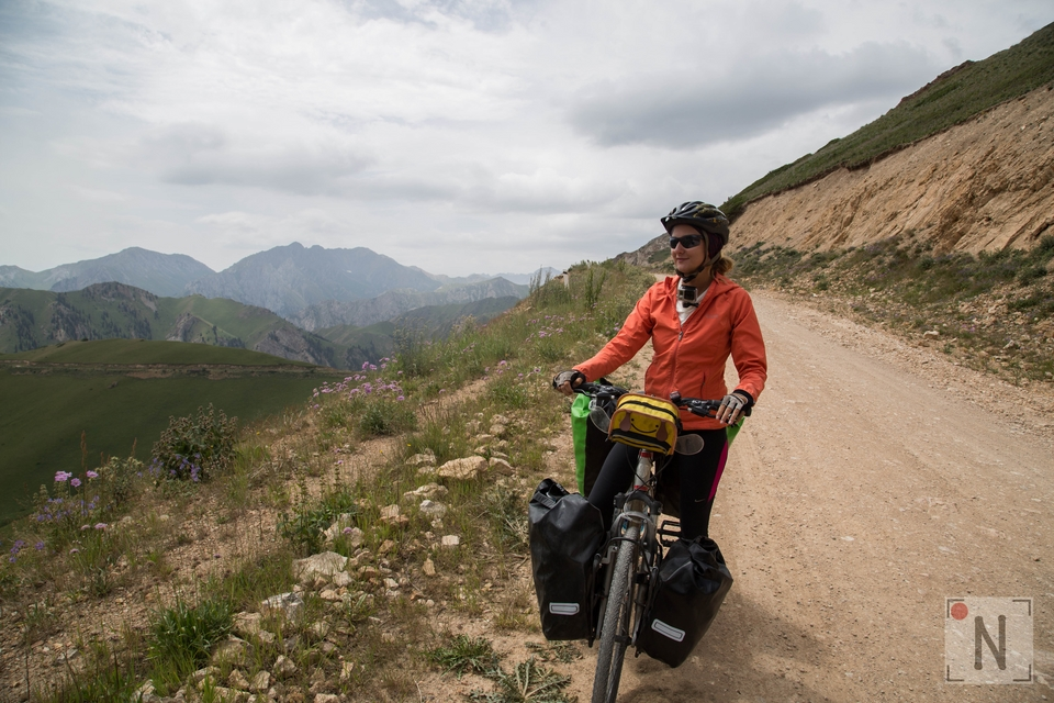 Kirgistan rowerem - Son Kul-4647 51