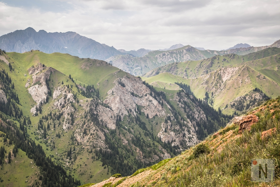 Kirgistan rowerem - Son Kul-4664 53