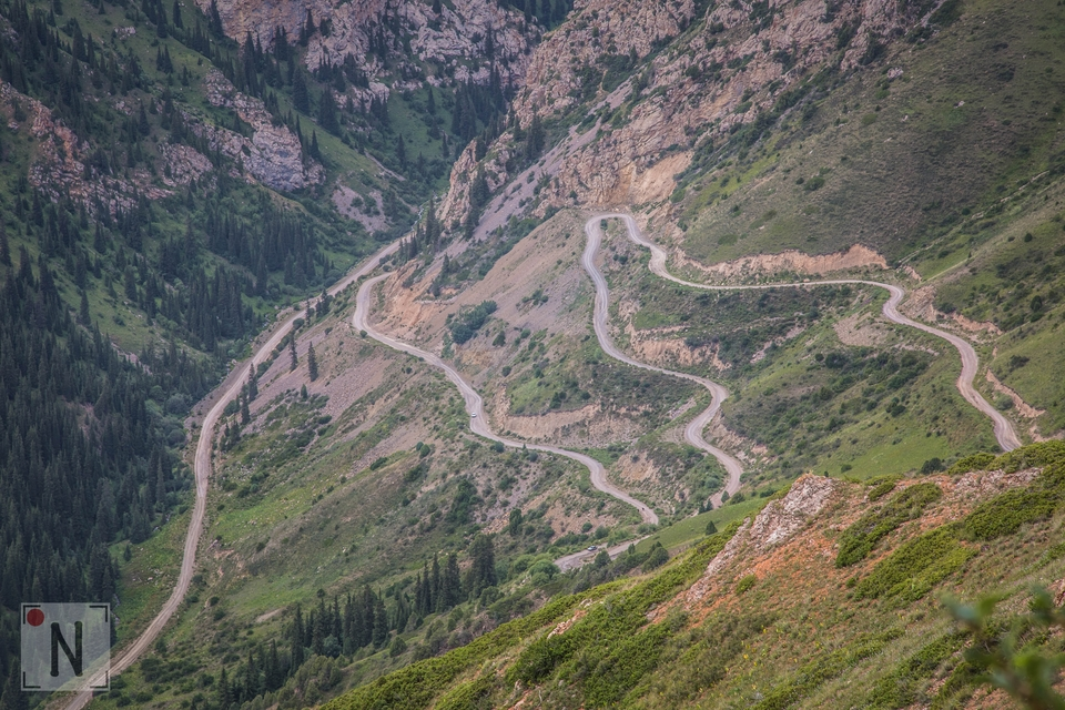 Kirgistan rowerem - Son Kul-4671 54