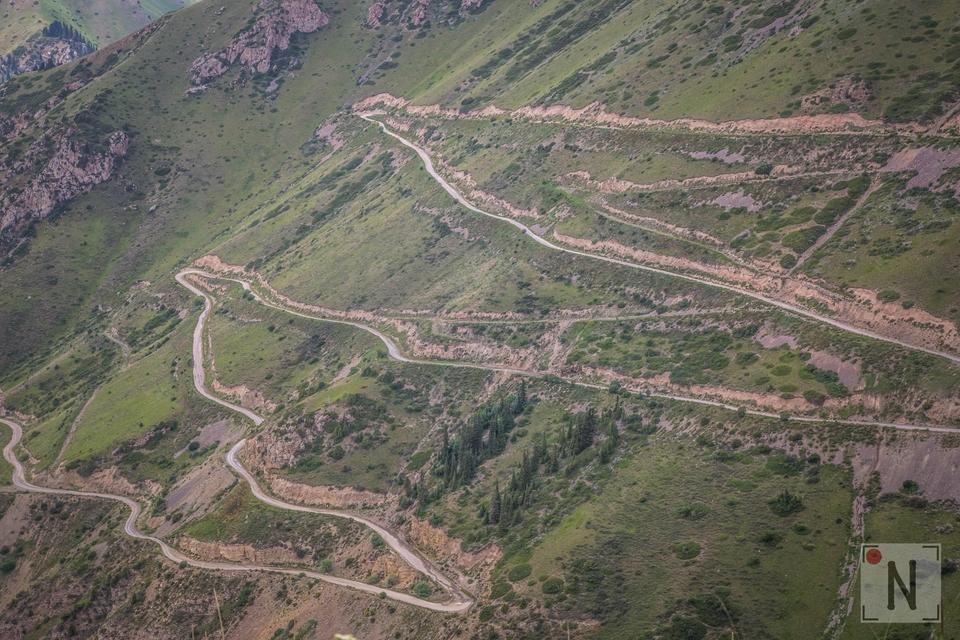 Kirgistan rowerem - Son Kul-4682 56