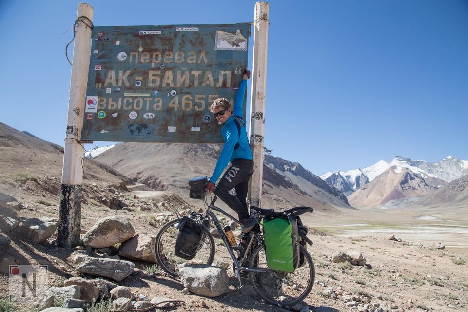 Pamir Highway (III): 4655 metrów w drodze do Murgab