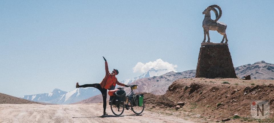 Pamir Highway rowerem-5102 5
