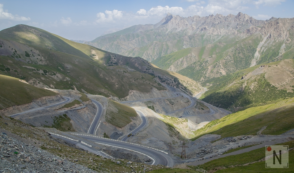 Pamir Highway (I): Osz – Sary Tasz