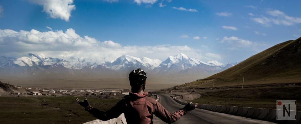 Pamir Highway rowerem do Sary Tasz-5003-3 9