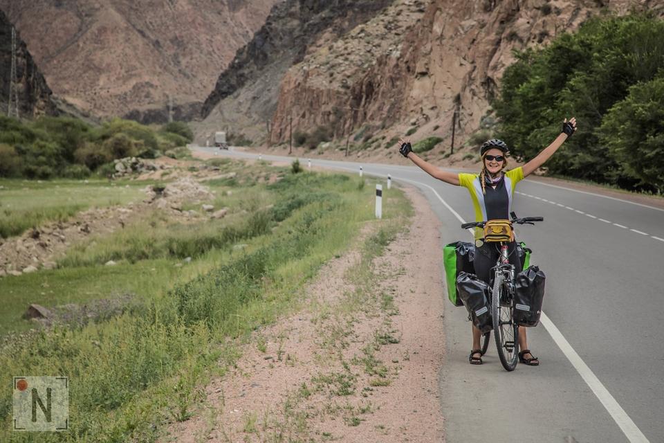 Son Kul - Kirgistan rowerem-4299 4