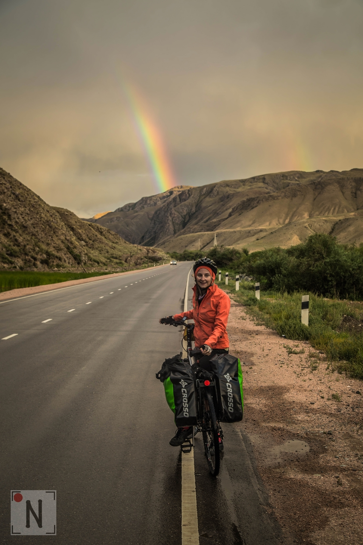 Son Kul - Kirgistan rowerem-4335 15