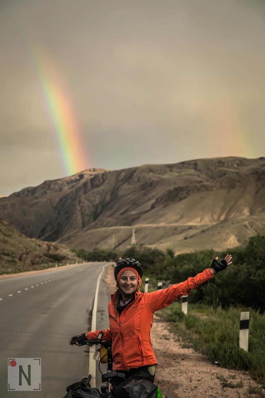Son Kul - Kirgistan rowerem-4336 18