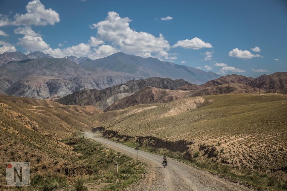 Son Kul - Kirgistan rowerem-4374 30