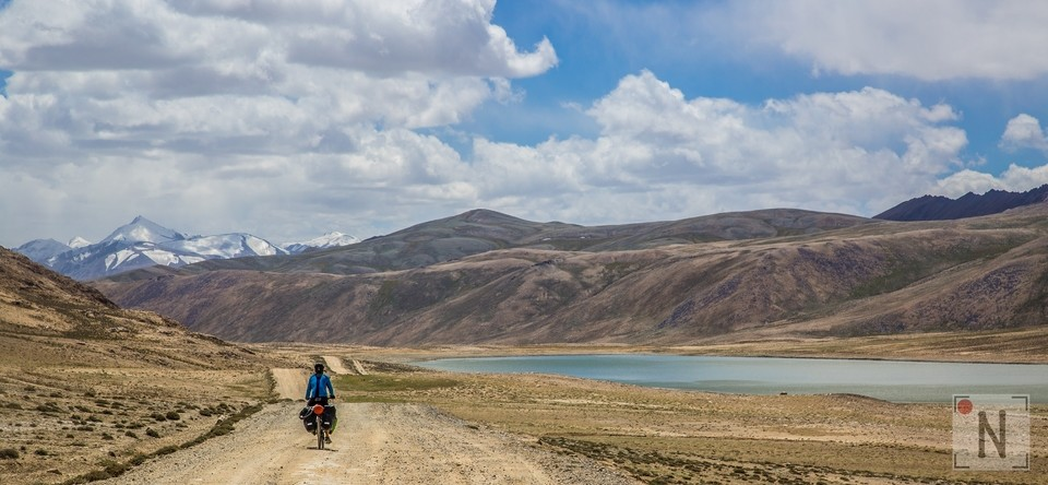 Pamir Highway (IV): Wakhan Valley, z widokiem na Afganistan