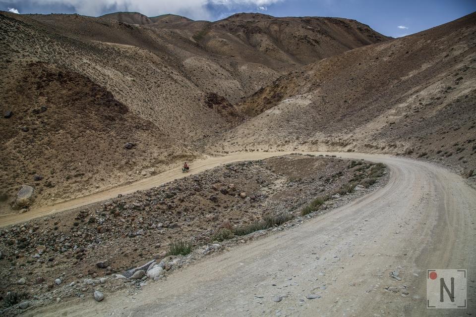 Pamir Highway rowerem-5500 16