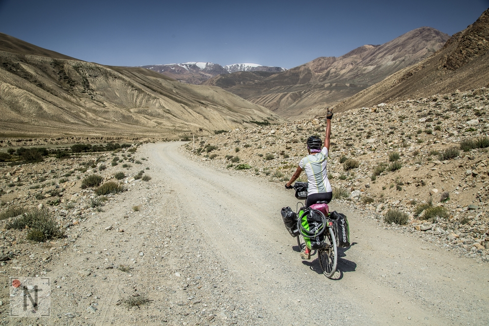 Pamir Highway rowerem-5525 25