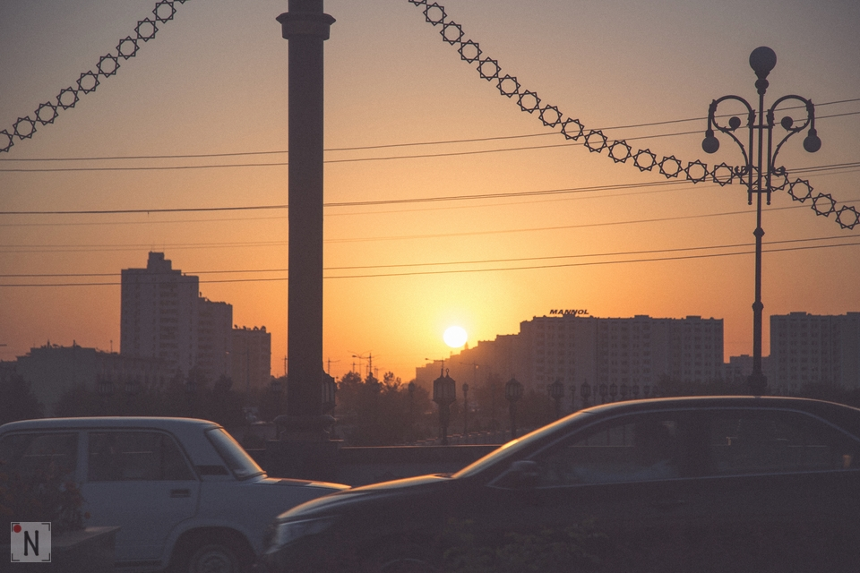 Turkmenistan – ten kraj istnieje naprawdę