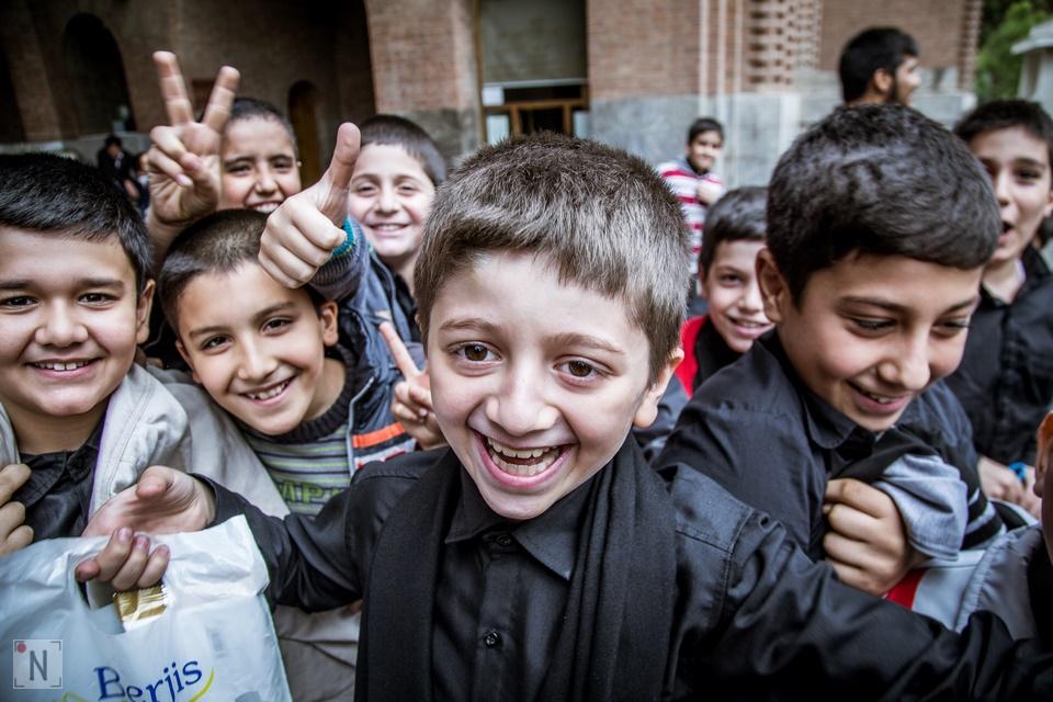 Ludzie w Iranie – nowy wymiar gościnności