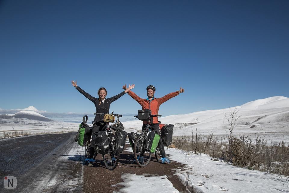 4 powody, dla których nie powinniśmy byli ruszyć w rowerową podróż