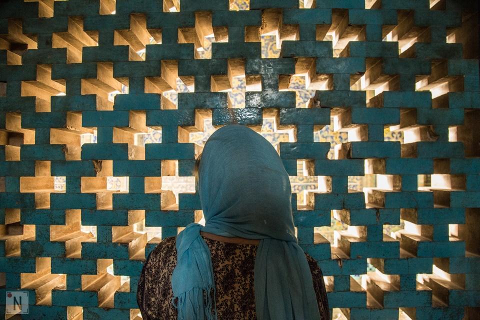 Isfahan. Odwrócony ta'arof irańskich cwaniaków